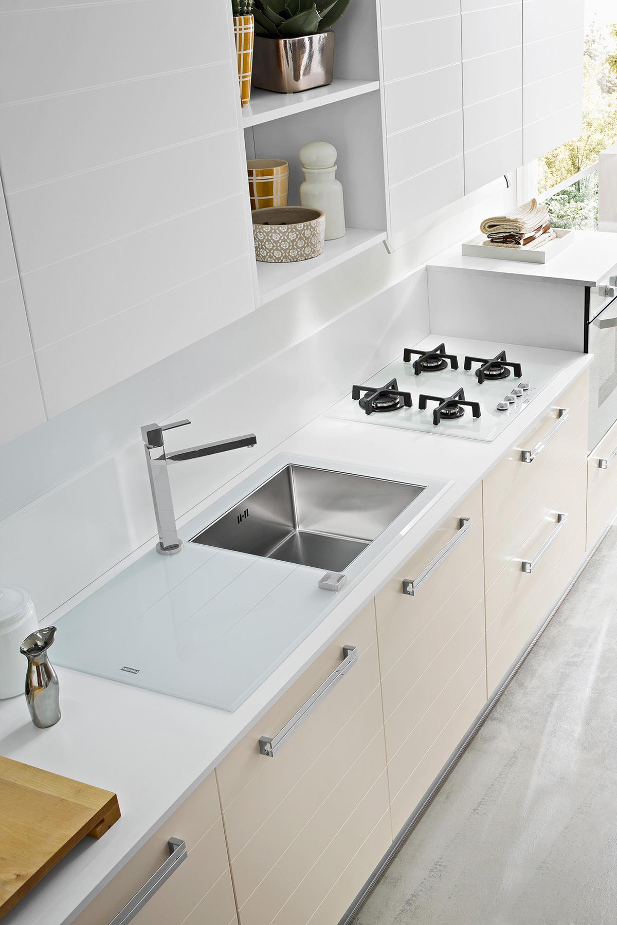 Ar-Tre   Mito - Cucine moderne in legno con particolari vintage