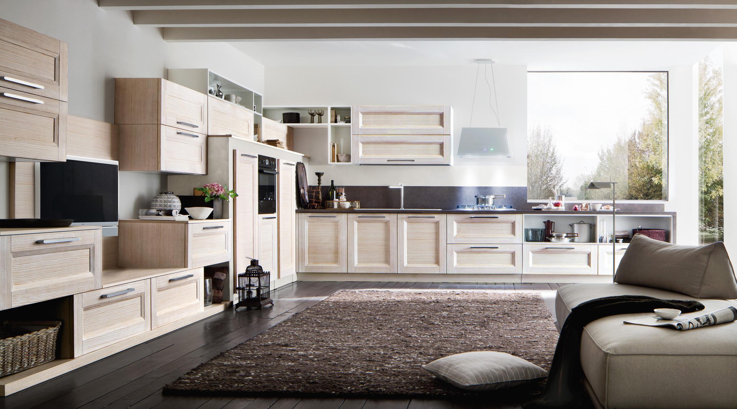 Ar tre vela cucine componibili finiture lussuose ed esclusivi accessori - Cucine lussuose moderne ...
